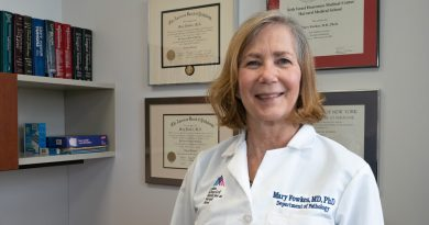 Dr. Mary Fowkes, 66, Dies; Helped Science Understand the Pandemic