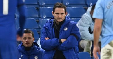 Chelsea Fires Frank Lampard as Manager