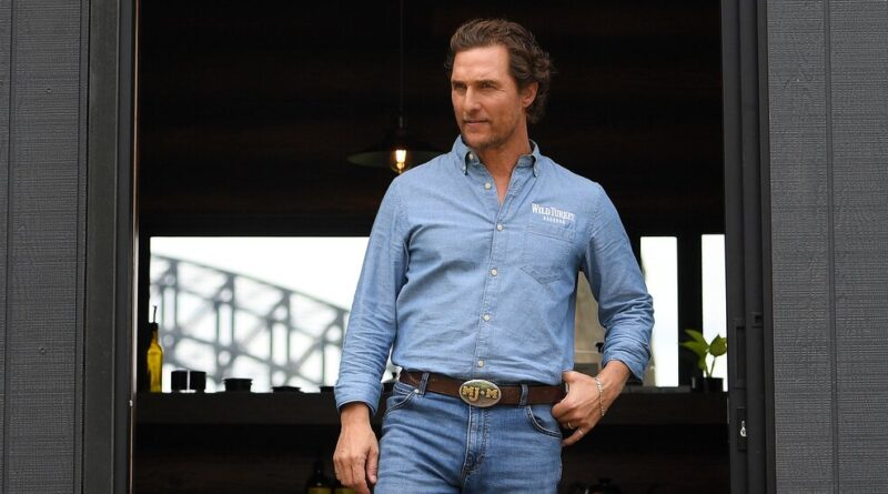 Matthew McConaughey, Texas Governor? Voters Seem to Like the Idea.